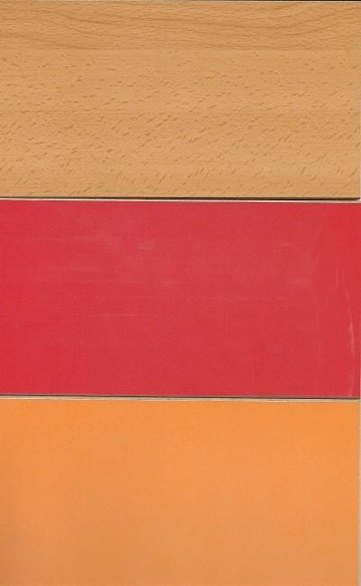 K Faia/Vermelho/Laranja